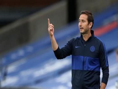 Chelsea manager Frank Lampard expecting extra pressure after spending spree in transfer window