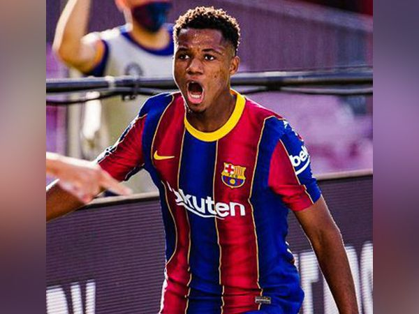 Ansu Fati becomes youngest El Clasico goal-scorer in 21st century