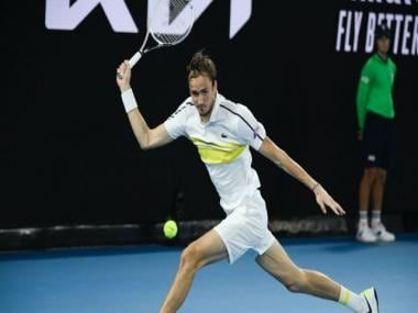 Daniil Medvedev misses out on chance to become World No 2 after first-round exit